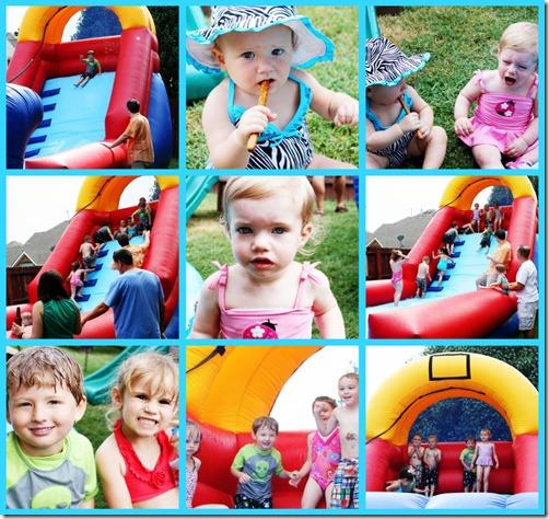 Summer Bash Collage 2010