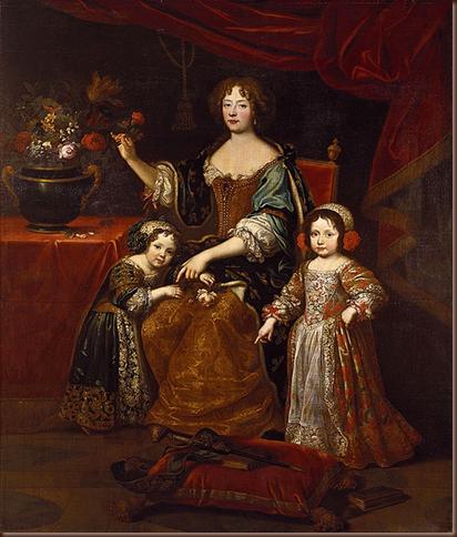 Elisabeth_Charlotte_Orleans_Lorraine_1676_1744_children