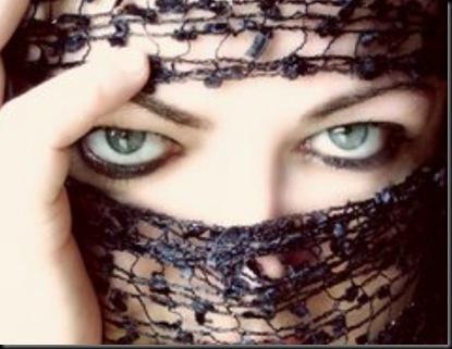 mulher arabia