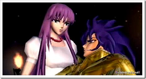 Final de la Saga del Santuario PS2