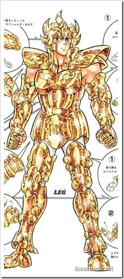 Leo Aioria | Gold Ll-card