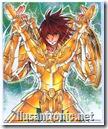 Extras del Volumen 1 del Anime SS The Lost Canvas