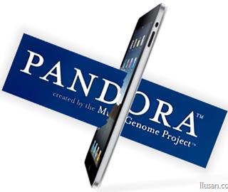 Como acceder GRATIS a Pandora Radio desde el iPad, iPod y iPhone, sin pagar VPN y sin Jailbreak