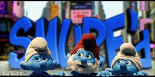 Segundo Trailer de los Pitufos (Smurf 'd)