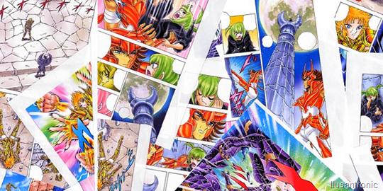 Adelantos del Saint Seiya Next Dimension, Capítulo 24