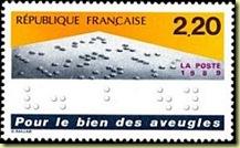 0130 premier timbre en braille