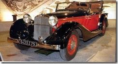 92.03 Mercedes 290 1933