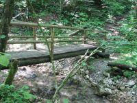 Most čez Korošico