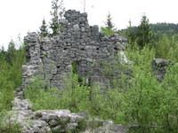 Ruševine cerkvice Sv. Kancijana