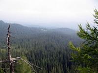 Razgled z Javorovega vrha