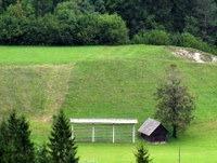 Pogled na dolino Radovne