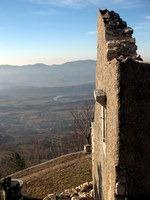 Pogled na Vogrsko jezero