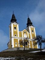 Cerkev Sv. Križa na Gori Oljki