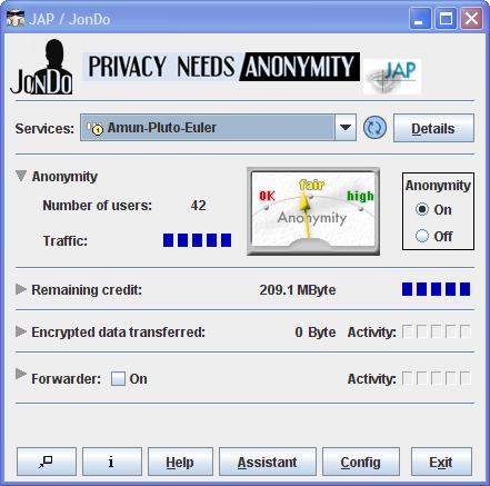 jonDo JAP JonDo Anonymity Proxy Hide IP