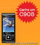 Ganhe Sony Ericsson Cyber-Shot C905