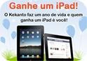 Ganhe um iPad kekanto