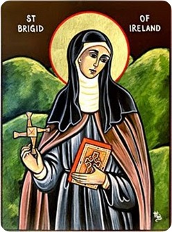 St-Brigid-of-Ireland-icon