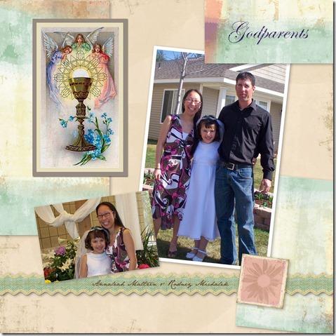 Mikaylas 1st Communion - Page 013