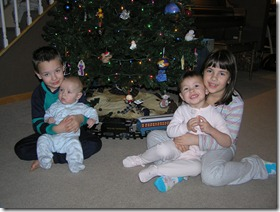 Our Kids at Christmas
