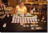 Sorting Camp Courage slides