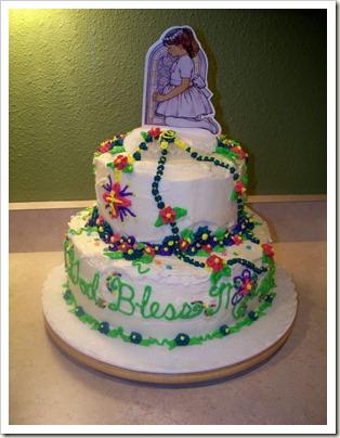 Bakin a Cake