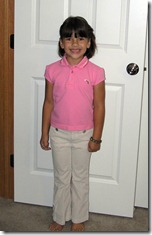 1st day 1st grade