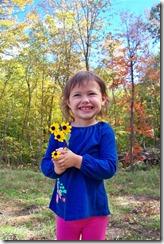 Sabrina Michalek age 3