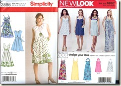Simplicity 6902 and 2886