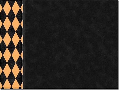 Black and Orange 2