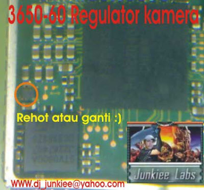 3650 60 regulator  kamera