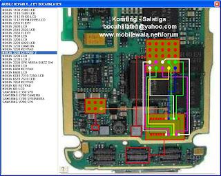Trik Jumper 3230 Keypad