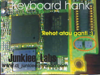Trik Jumper 6600 keyboard