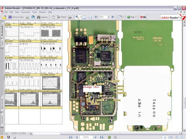 Nokia 1110 Keypad Solution