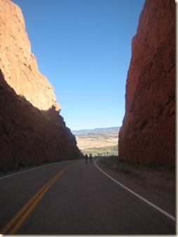 Start of Utah 112