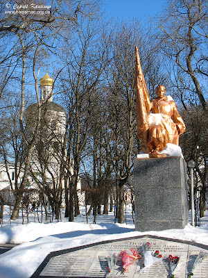 пам'ятник невідомому солдату