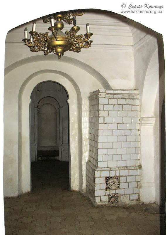 Іллінська церква підземна