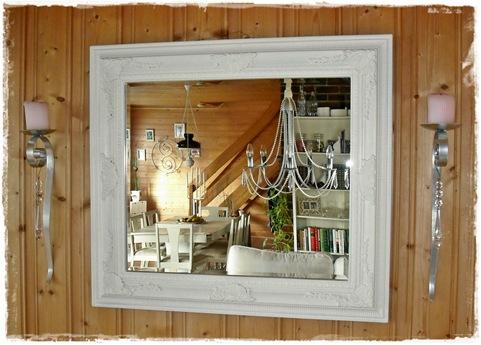 Speil m taklampa