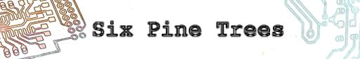 Six Pine Trees