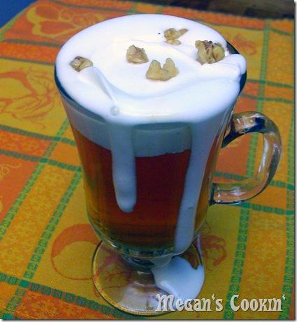 warm vanilla cider