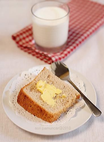 Banana Chiffon Cake Ncc