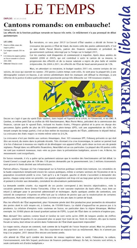 cantons romands e emplec LeTemps 201210
