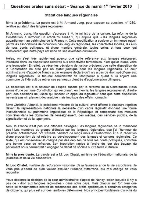 debat al Parlament sobre l'occitan (1)