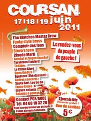 17 18 19 junh Corsan fèsta 2011