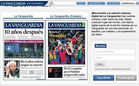 La Vanguardia en català (1)