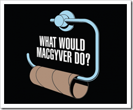 what would mcgyver do