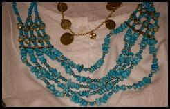 turquoise vintage