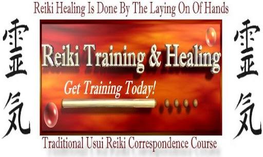Reiki 3 Master Attunement