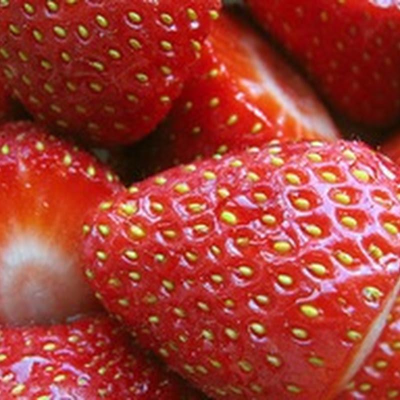 Fresas y ácido úrico