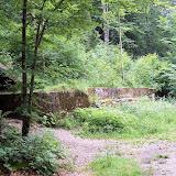 Vad som är kvar av Hitlers Berghof i dag - det bakre betongfundamentet