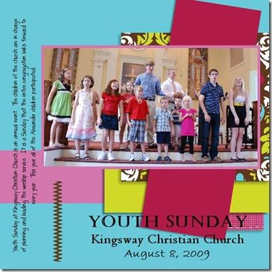 Youth Sunday 2009-p001